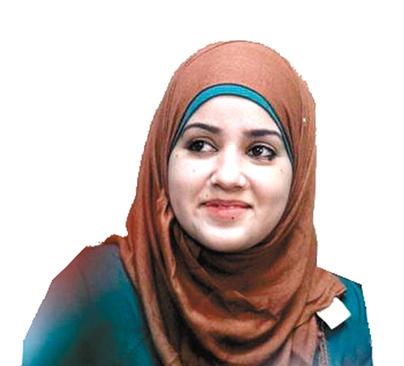 巴勒斯坦16岁少女出任