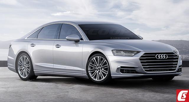 豪华品牌4款全新车型将问世 换代A8领衔
