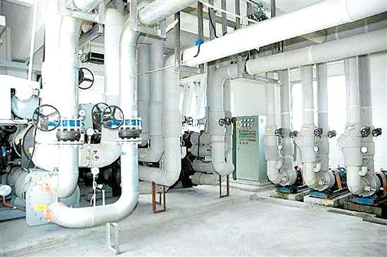 雅图仕通过余热回收系统节约了企业生产成本。