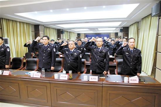 十九大精神在基层之进机关 新时代 新气象 新作为 中国财经界 www.qbjrxs.com