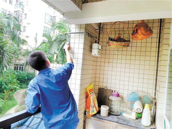 市区三个小区置换管道天然气老旧小区改造较慢是因为情况复杂 中国财经界 www.qbjrxs.com