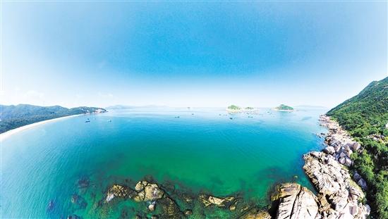 弘扬生态文明 建设美丽海洋我市着力打造海洋经济绿色发展新模式 中国财经界 www.qbjrxs.com