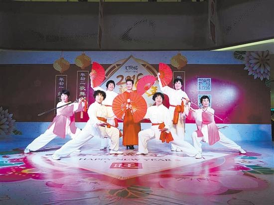 蓬江人的春节,年味别样浓