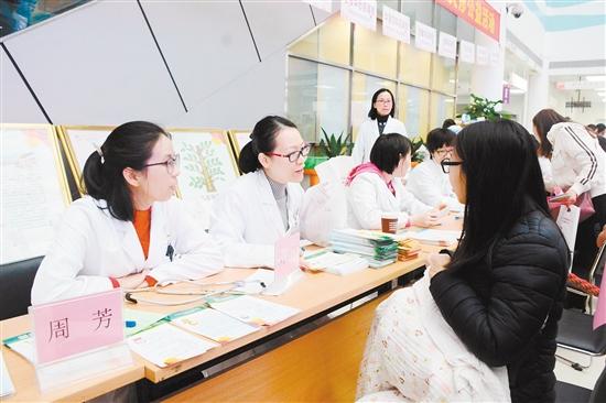 """我市每年20万人次接受""""两癌""""筛查为女性健康筑起坚实""""防火墙"""" 中国财经界"""