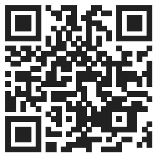 """江门市红十字会""""微信捐款""""二维码"""