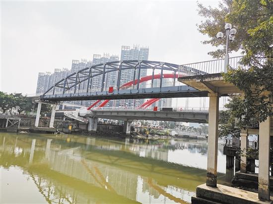 <a href=http://acbmcorp.com/ target=_blank class=infotextkey>江门</a>铁桥因失去通行功能,加上被评定为危桥,将于明年整体拆除。