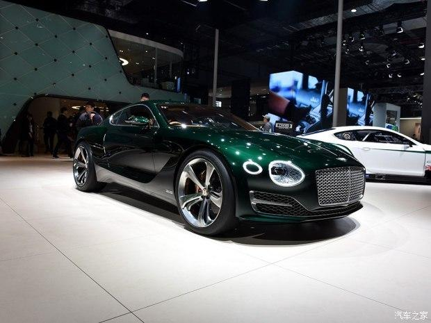 宾利 EXP 10 Speed 6 2015款 Concept