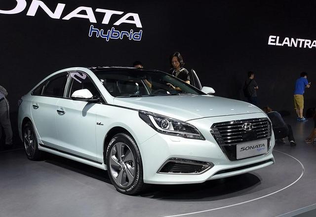 北京现代三款新车今天上市 搭载新动力