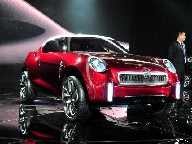 上汽集团 ICON 2012款 基本型