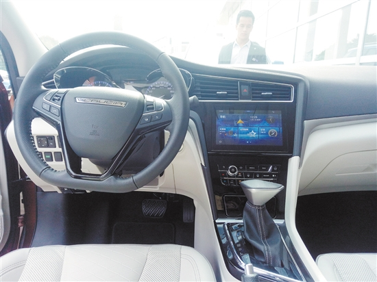 启辰D60是东风启辰汽车公司推出的首款智能互联网汽车,被业内称为高清图片