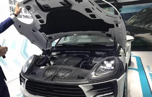 保时捷新macan上市,2.9t发动机加身,只卖这个价